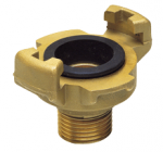 RACCORD EXPRESS MALE BSP AVEC JOINT NBR MONTE - REF 2281