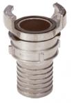 1/2 RACCORD SYMETRIQUE INOX A DOUILLE ANNELEE A VERROU - REF 2420