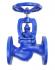 ROBINET A SOUPAPE FONTE CLAPET LIBRE CONTACTS BRONZE PN16 - REF 105/212