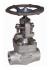 ROBINET A SOUPAPE INOX FORGE A182 F316 TRIM10 CLASS 800LBS A SOUDER SW- REF 452
